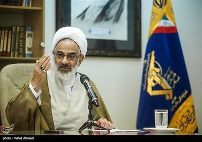 حجت الاسلام عبدالله حاجی صادقی نماینده ولی فقیه در سپاه