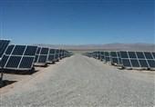 2 نیروگاه خورشیدی در سفر وزیر نیرو به همدان افتتاح شد