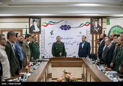 امضاء تفاهم نامه همکاری سازمان بسیج مستضعفین و مرکز پژوهش های مجلس شورای اسلامی