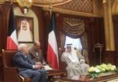 تاکید ظریف بر پیمان عدم تجاوز در کویت