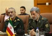 وزیر دفاع: تقویت بنیه دفاعی عراق از راهبردهای اصلی ایران است