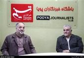 نریمان پناهی مداح در خبرگزاری تسنیم