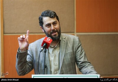 احمد بابایی شاعر در عصر شعر جلوه غدیر