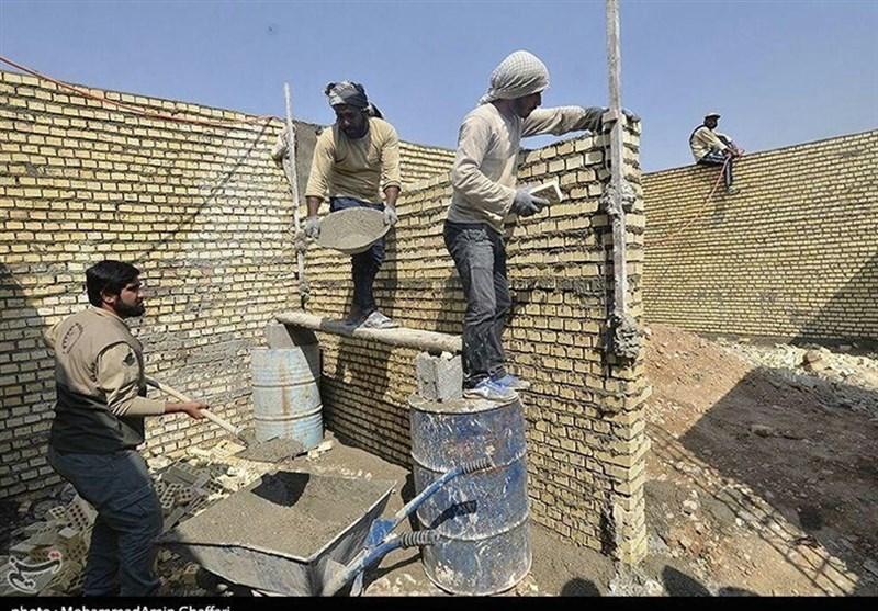 لرستان| واحدهای احداثی بسیج برای مددجویان سیلزده کوهدشت افتتاح شد
