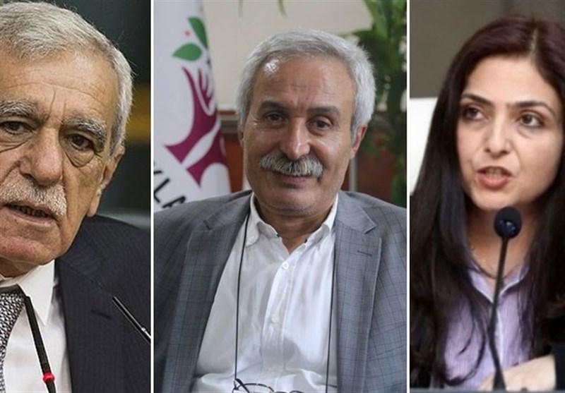 شهرداران وان، ماردین و دیاربکر ترکیه برکنار شدند/دستگیری 418 نفر