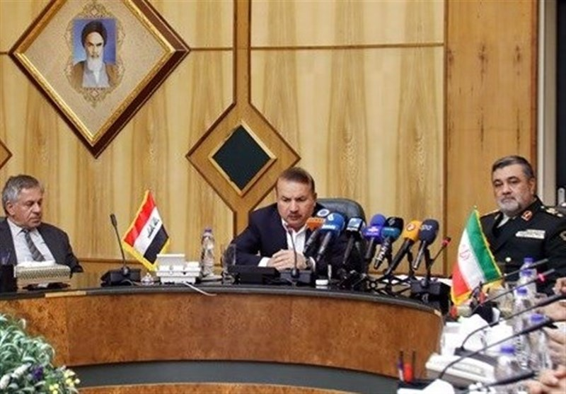 Iraq Eager to Benefit from Iranian Police's Experience