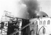 بازخوانی یک جنایت  چهل و هشتمین سالروز آتش زدن مسجدالاقصی
