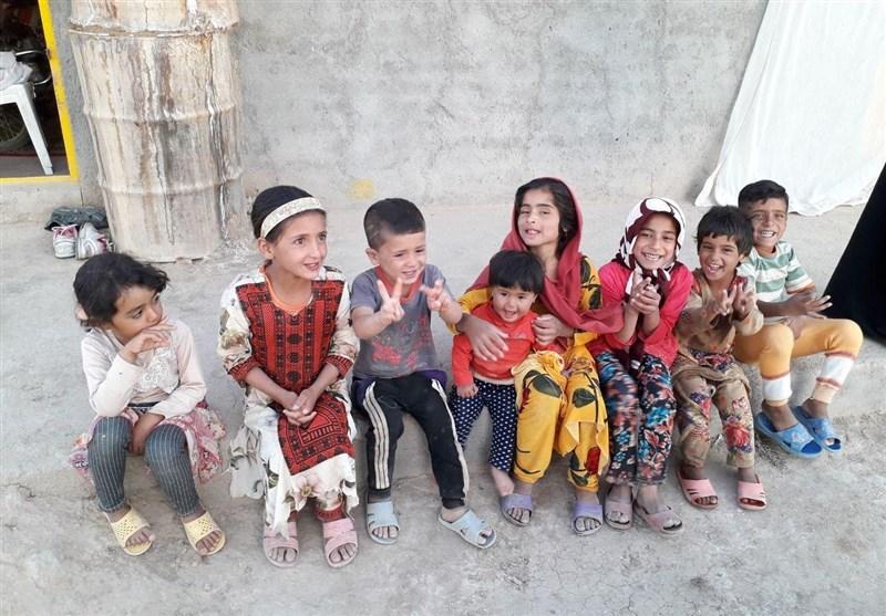 اوج محرومیت در 5 کیلومتری مشهد؛ «مهدیآباد یک روز از ته دل خندید»