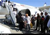 بازگشت حجاج مشهد و گرگان با 62 پرواز هما از فردا