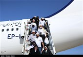 Iranian Hajj Pilgrims Begin Returning From Saudi Arabia