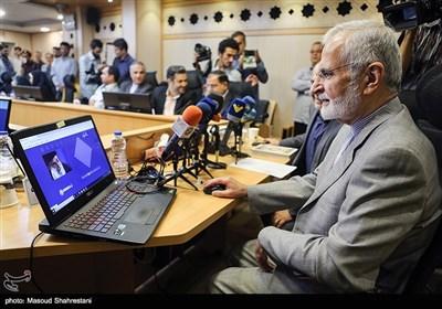 کمال خرازی رئیس شورای راهبردی سیاست خارجی درمراسم رونمایی از سه زبان جدید پایگاه اطلاع رسانی مقام معظم رهبری