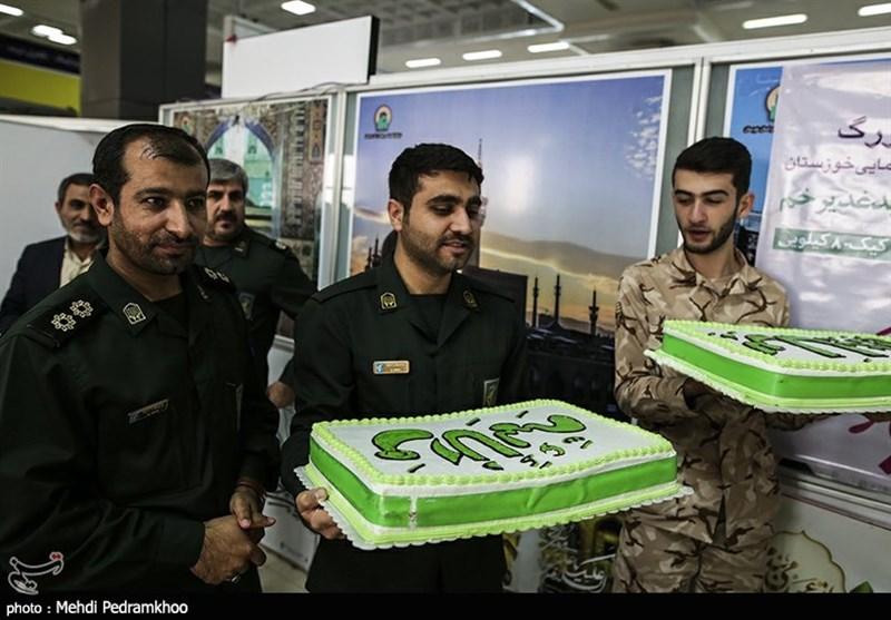 جشن بزرگ سپاه حفاظت هواپیمایی خوزستان به مناسبت عید غدیر خم+تصویر
