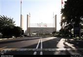 دستور بازگشایی اماکن مجموعه ورزشی آزادی صادر شد