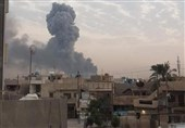 Explosion Rocks Arms Depot North of Iraq's Capital