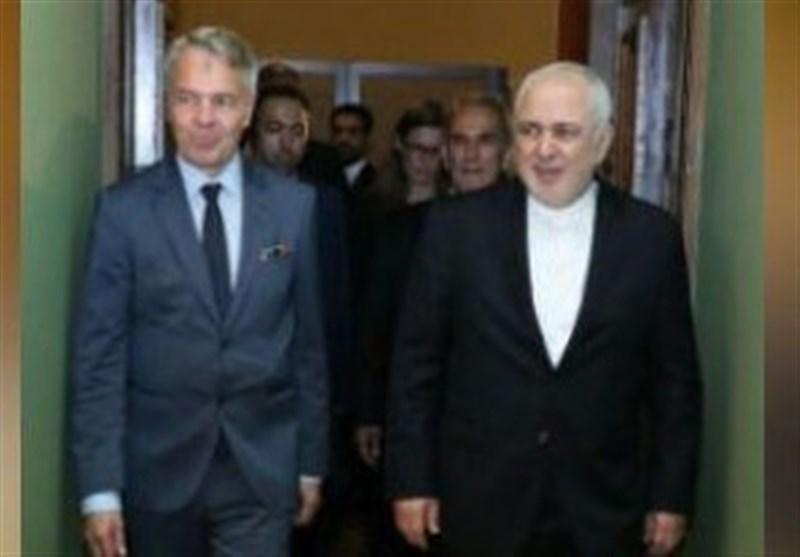 ظریف: ایران آمادگی و ظرفیت بالایی برای تامین امنیت خلیجفارس دارد