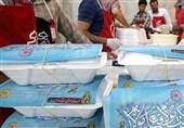 50 هزار پرس غذا در اطعام غدیر در استان مرکزی توزیع میشود + فیلم