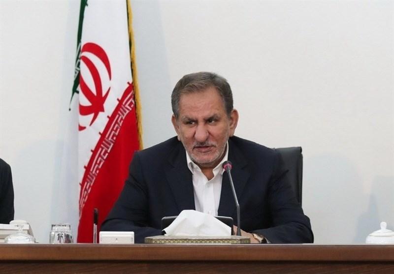 جهانگیری: عدهای بیکار در رسانههای بیاعتبار خارجی به دنبال پمپاژ ناامیدی در ایران هستند