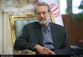 Iran's Larijani Welcomes Saudi Crown Prince Desire for Talks