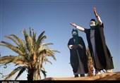 خراسان شمالی| بازسازی واقعه غدیر خم در شیروان به روایت تصاویر