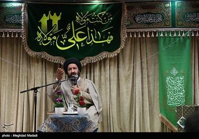 جشن عید غدیر در خبرگزاری تسنیم