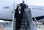 "Iran's Foreign Minister Visits Sweden after ""Fruitful"" Trip to Finland"