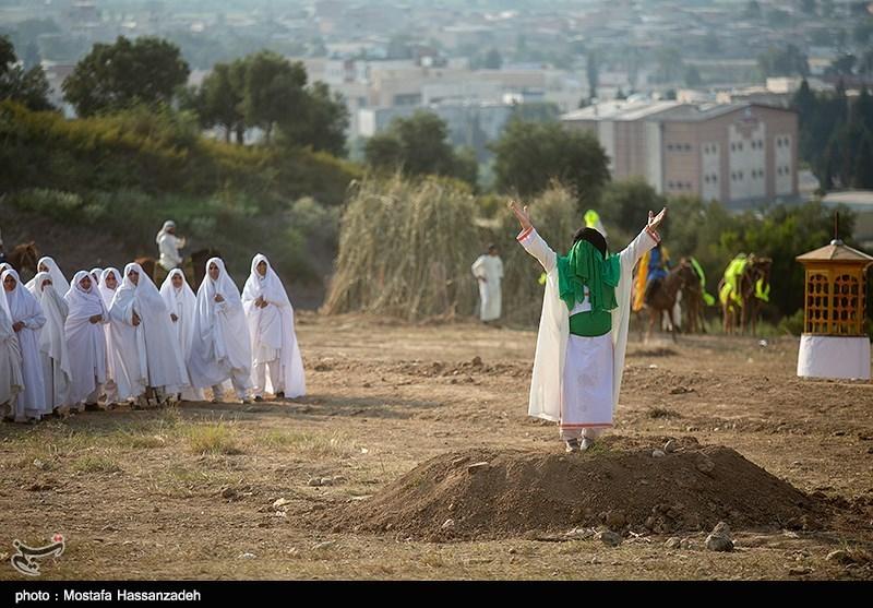 بازسازی واقعه غدیر-گرگان