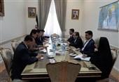 دیدار هیات پارلمانی کره شمالی با عراقچی؛ آمریکا قابلاعتماد نیست