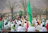 جشنهای عید غدیر در جزایر خلیج فارس برگزار شد
