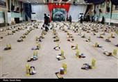 توزیع بستههای ارزاق بین محرومان بندرماهشهر به روایت تصاویر