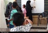 خدمترسانی گروه حرکتهایجهادی راه خدا در مناطق روستایی شهرستان دشت آزادگان + تصویر