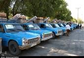 خوزستان| 40 سری جهیزیه به زوجهای نیازمند اهدا شد + تصاویر