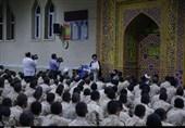 جشن عید غدیرخم در پادگان «03 عجبشیر» به روایت تصویر