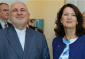 Iranian FM, Swedish Trade Minister Discuss Closer Ties