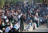 بازسازی واقعه غدیر در همدان+ تصاویر