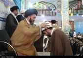 آئین عمامهگذاری به مناسبت عید غدیر خم در اردبیل به روایت تصویر