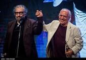 سیروس الوند و مسعود کیمیایی در آئین نکوداشتهای بیستویکمین جشن سینمای ایران