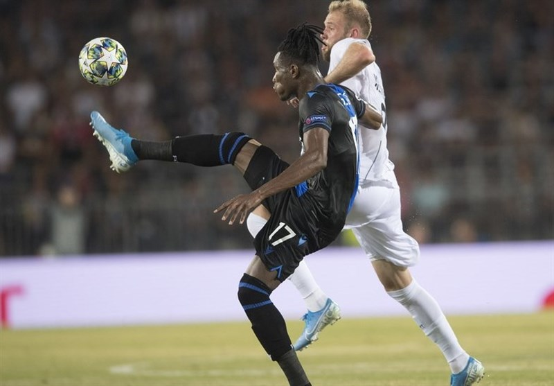 بروژ در حضور 16 دقیقهای رضایی به مرحله گروهی لیگ قهرمانان اروپا نزدیک شد/ تساوی خارج از خانه آژاکس