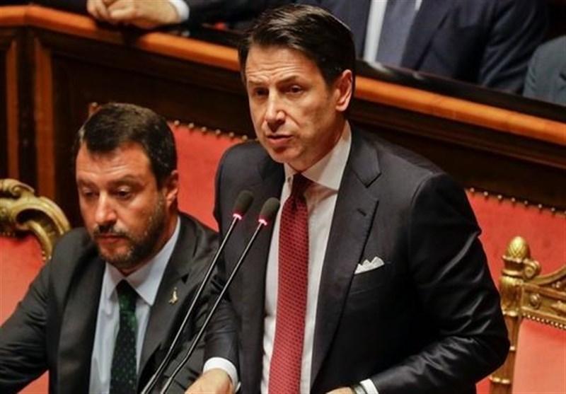 نخست وزیر ایتالیا کناره گیری کرد