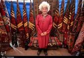 افتتاح نهمین نمایشگاه صنایع دستی خراسان شمالی به روایت تصویر