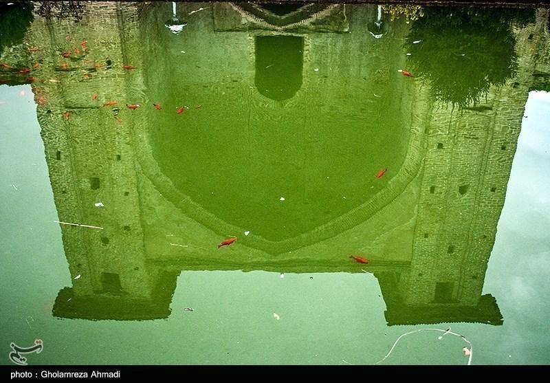 مسجد جامع فرح آباد ساری