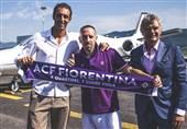 ریبری: لوکا تونی مرا برای پیوستن به فیورنتینا ترغیب کرد
