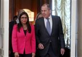 لاوروف: روسیه همبستگی خود با ونزوئلا را ادامه خواهد داد