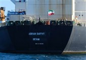 Iranian Oil Tanker Going to Turkey: Report