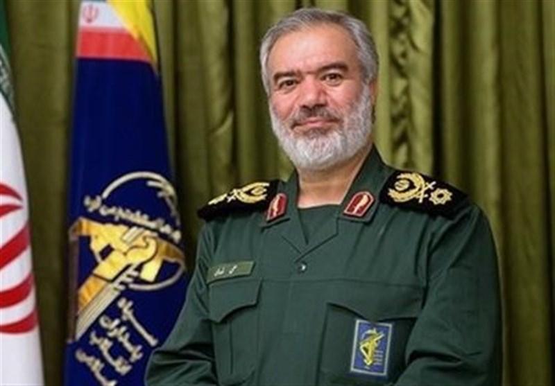 Iran at Peak of Power: IRGC Deputy Commander