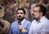 مدیحهسرایی محمود کریمی و سیدمجید بنیفاطمه در عید غدیر