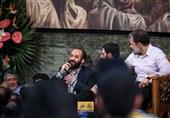شعرخوانی محمد سهرابی در مدح حضرت علی(ع) +فیلم