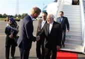 پیام ظریف در پایان سفرش به کشورهای اسکاندیناوی