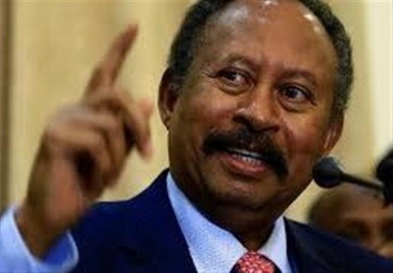سودان|حمدوک : ساختار کمیسیون صلح پایهریزی شده است