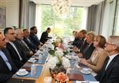 ظریف با نخست وزیر نروژ دیدار کرد