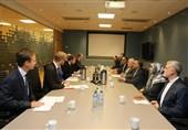 دیدار ظریف با وزیر تجارت نروژ